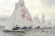 European championship 2012 in a class 470_3