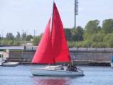 Яхта Атлантик