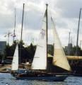 Яхта Аврора