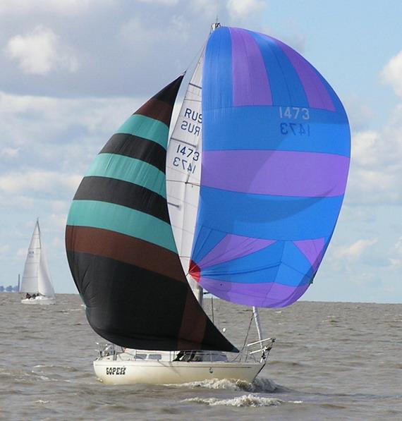 Яхта Борей