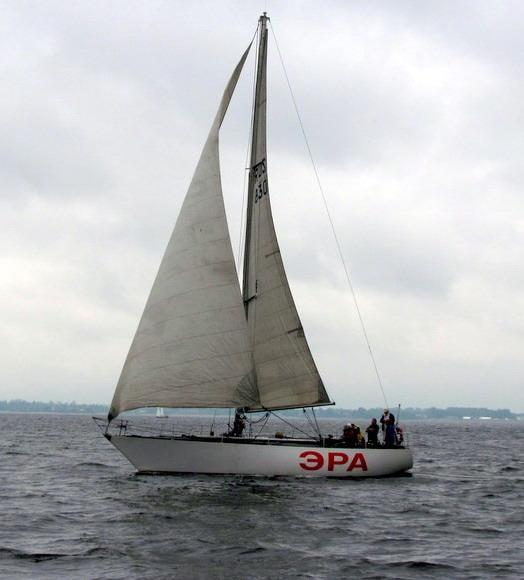 Яхта Эра