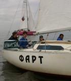 Яхта Фарт