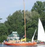 Яхта Фея