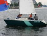 Яхта Корнет
