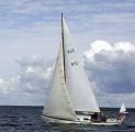 Яхта Лена