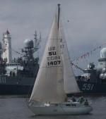 Яхта Юнга