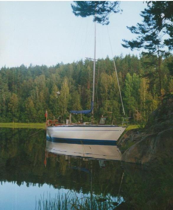 Яхта Забава