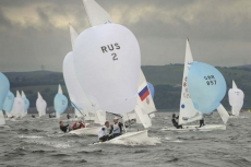 European championship 2012 in a class 470_2
