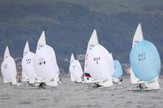 European championship 2012 in a class 470_4