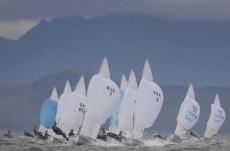 European championship 2012 in a class 470_6