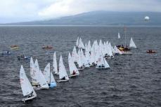 European championship 2012 in a class 470_8