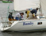 Яхта Бемби
