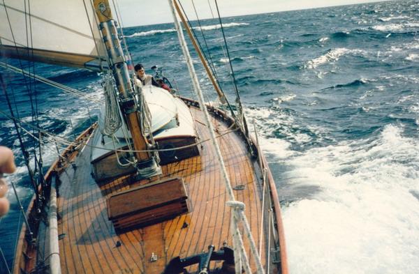 Яхта Мальва