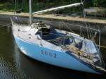 Яхта Спрей